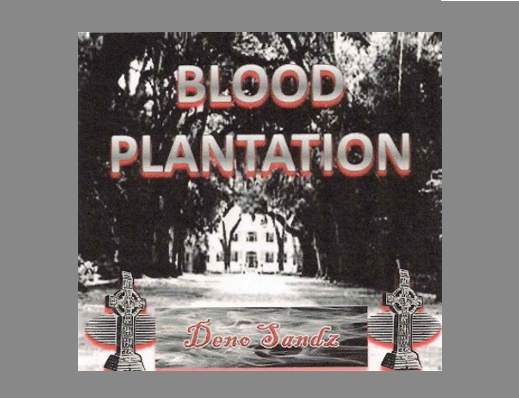"""Blood Plantation""- A Novel by Deno Sandz"