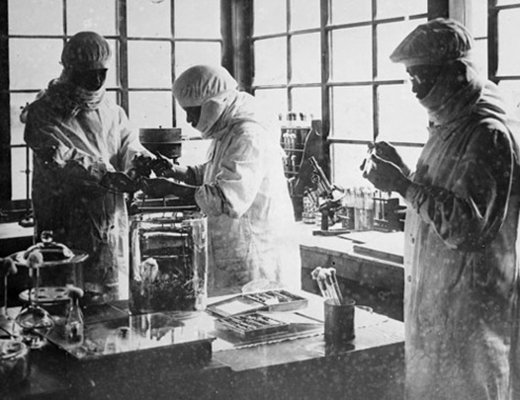Unit 731- Horrors of WW II