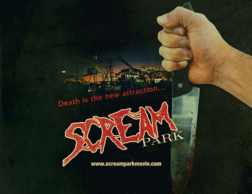 """Scream Park,"" An 80′s Slasher Tribute."
