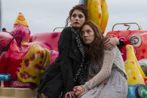 women vampires Gemma Arterton and Saorise Ronan playwithdeath