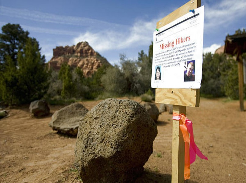 Missing Persons At National Parks Remain Mystery | PLAYWITHDEATH.COM