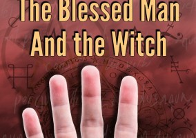 david dubrow blessed man and the witch horror novel review