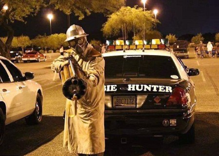 Zombie Hunter Killer