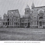 The Mansfield Reformatory of Ohio